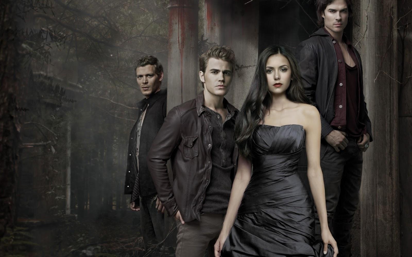 Vampire Diaries Season 7 Cast