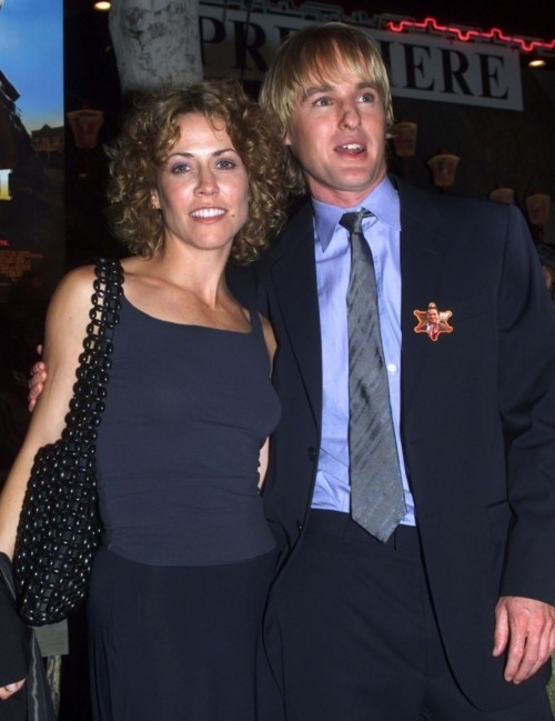 Sheryl Crow e Owen WilsonOwen Wilson And Sheryl Crow