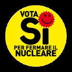 Io sto con Greenpeace e ho detto Sì  per dire NO al nucleare