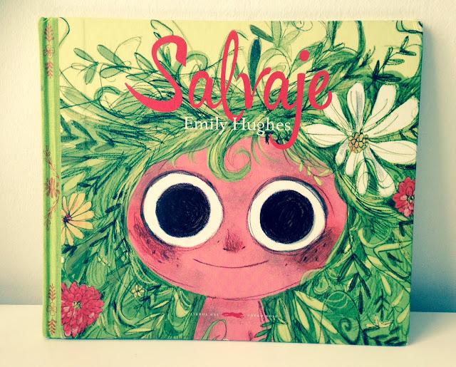 Libro infantil: Salvaje