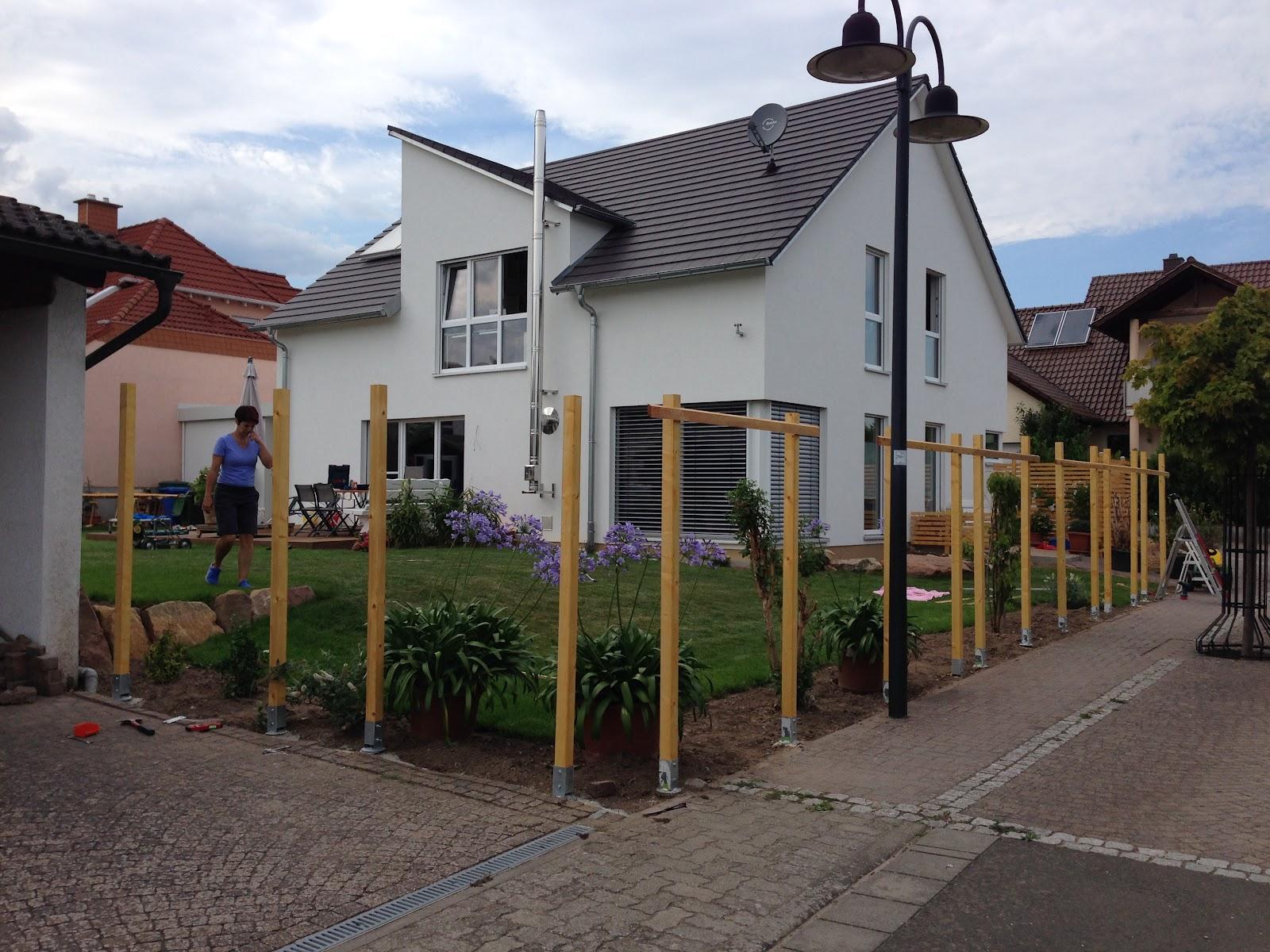Homesweethome bilder for Sichtschutz terrasse modern