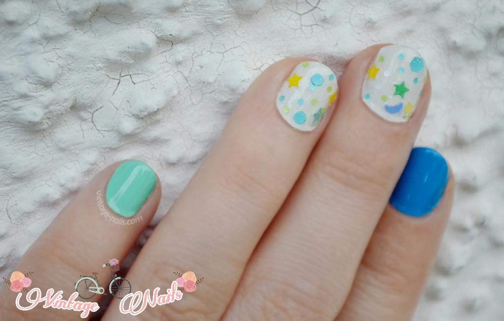 nail art, manicura, Etude House, Flormar, China Glaze