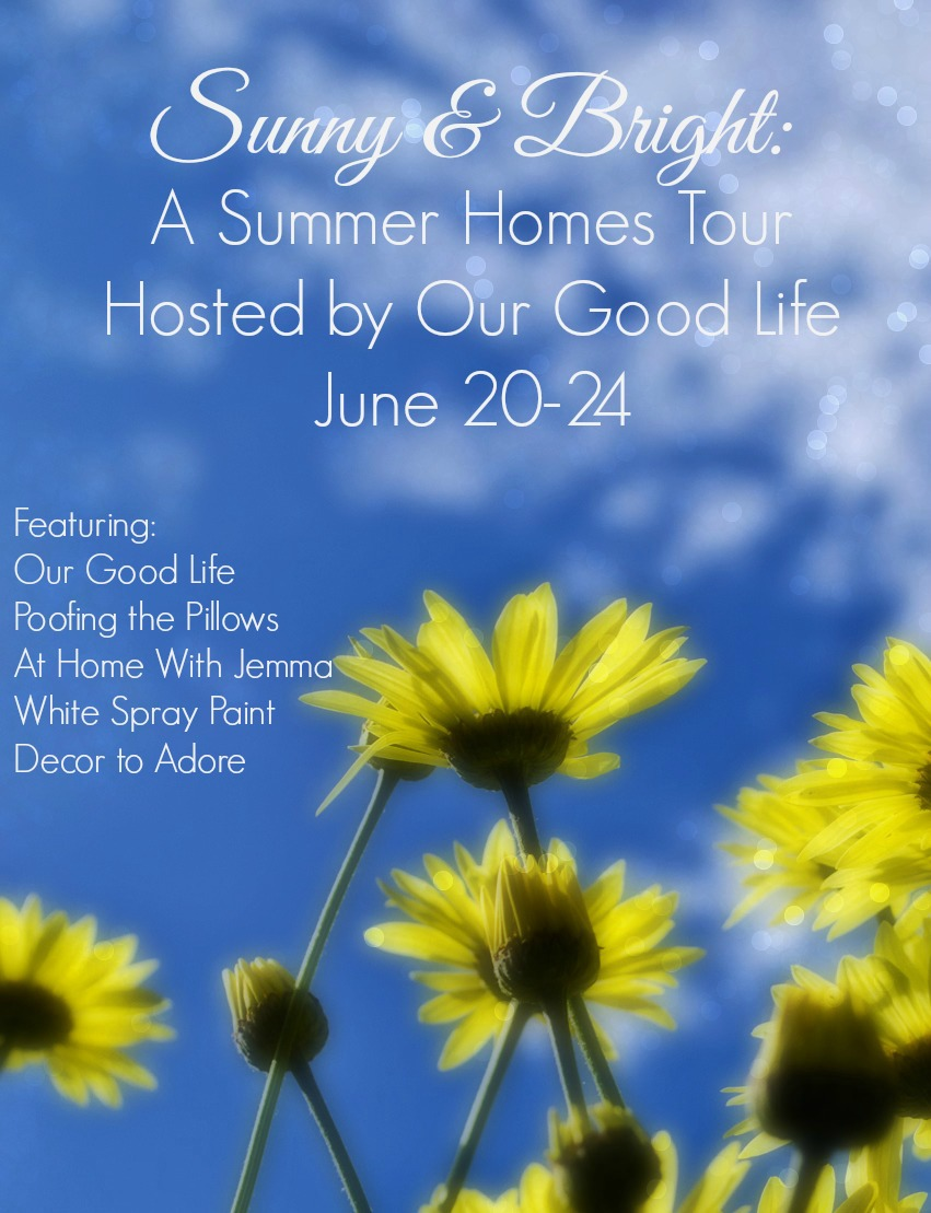 Summer Home Tour!