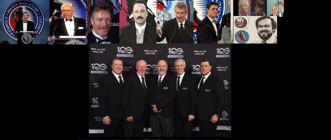NY Islanders NHL Hall Of Fame