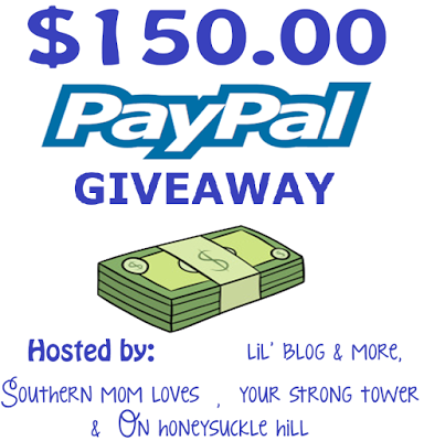 PayPal Giveaway Event