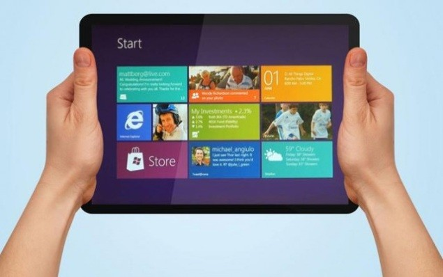 Windows RT tablets, hybrids coming soon