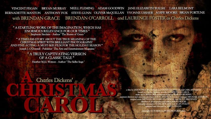 BE THE FIRST TO SEE THE LATEST VERSION OF CHARLES DICKEN`S - A CHRISTMAS CAROL | Haunted Earth`s ...