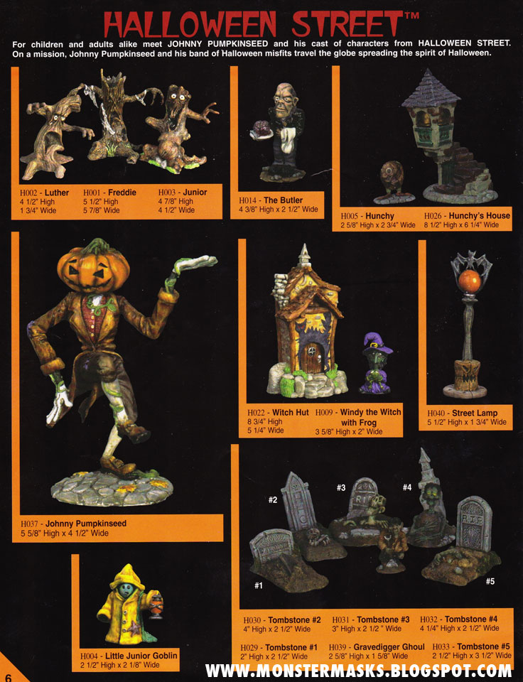 to the monster mask catalog archives there are some very cool masks in the hh lineup im particularly fond of the mega monster masques on page five - Halloween Catalogs