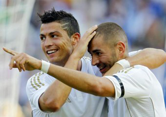 Cristiano Ronaldo And Benzema Became Man Of The Match When Real Madrid
