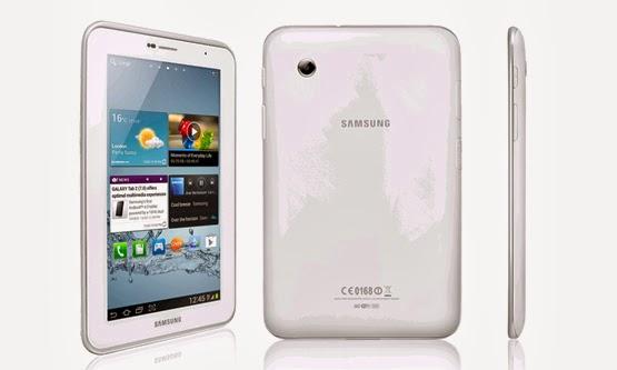 Harga dan Spesifikasi Samsung Galaxy Tab 2 7.0 P3100