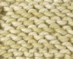 Featured Stitch - Purl Stitch