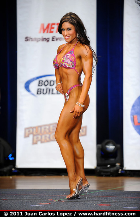 Felicia Romero Female Muscle Bodybuilding Blog