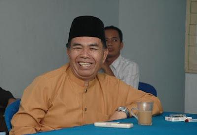 Rahman Mantan Wabup Kerinci Terpilih Kembali Sebagai Ketua DPD Golkar Kerinci