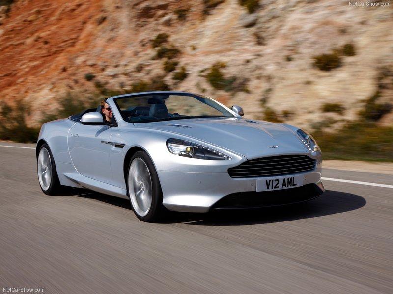 GAmbar Aston Martin Virage Volante 2012