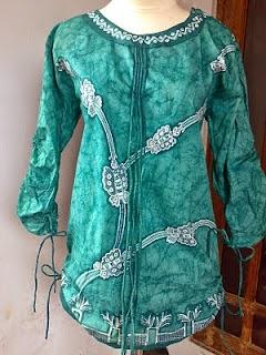 model baju batik wanita eksklusif
