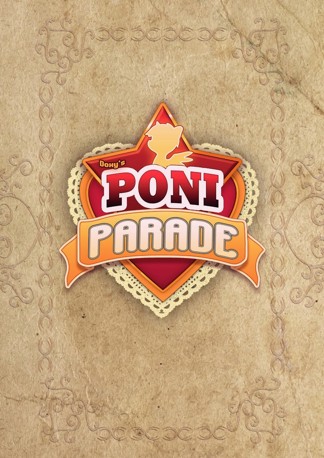 Poni Parade - Digital Edition (Book + Extras)