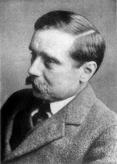 Retrato de H.G. Wells