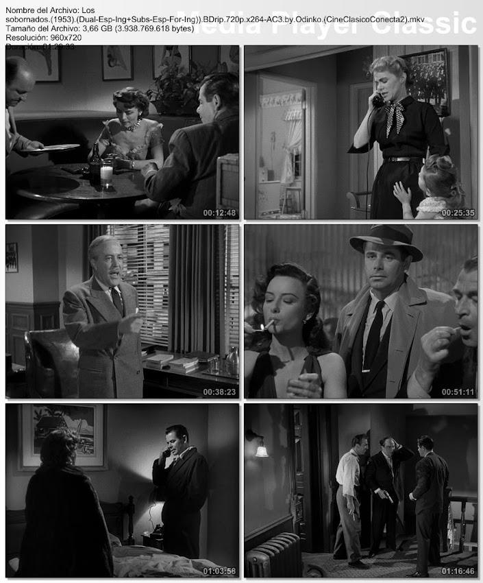 Imágenes, Capturas: Los sobornados | 1953 | The Big Heat
