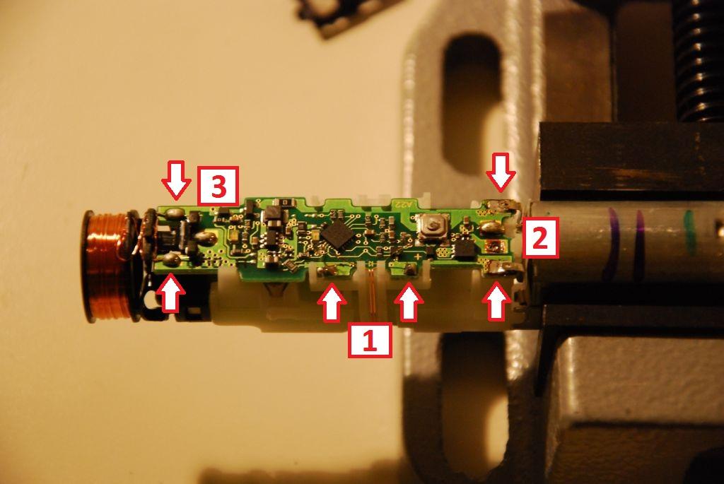 Reparaturblog: Akku wechseln bei einer Braun ORAL-B Professional ...