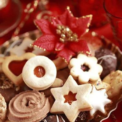 biscuits de Noël : le bredele