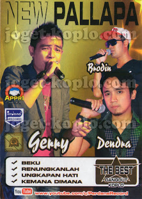 New Pallapa Best Gerry Brodin Dendra 2015