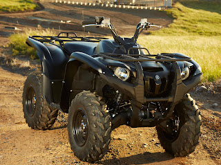 2013 Yamaha pictures Grizzly 700 FI Auto 4x4 EPS SE ATV 1