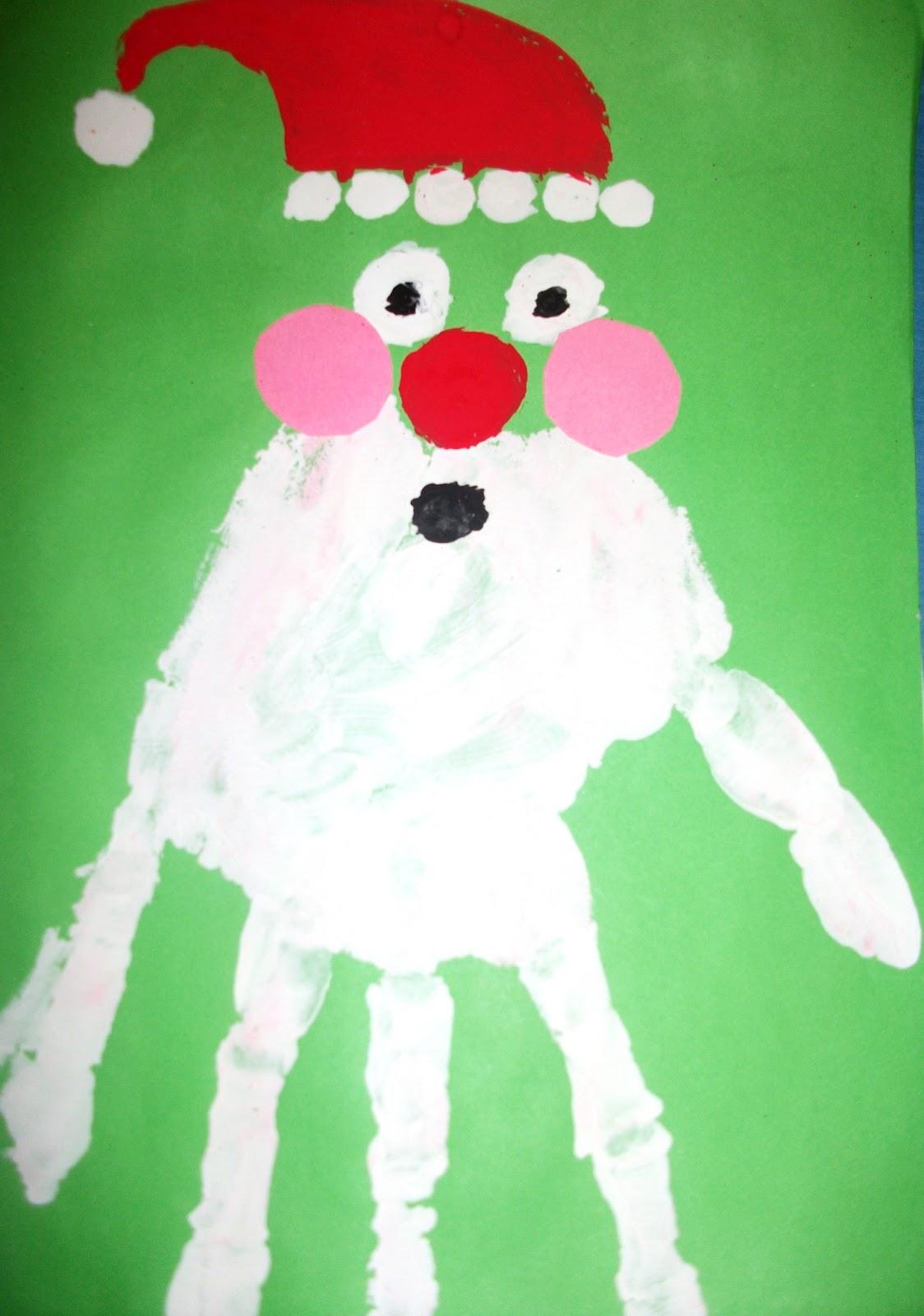 Peque as sonrisas diciembre 2012 for Tarjetas de navidad para ninos pequenos