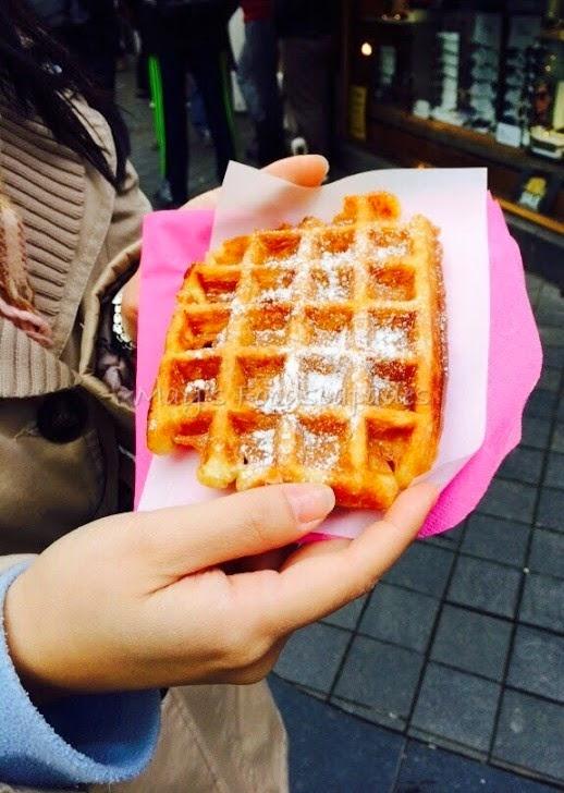 May S Foodscapades Dutch And Belgian Waffles