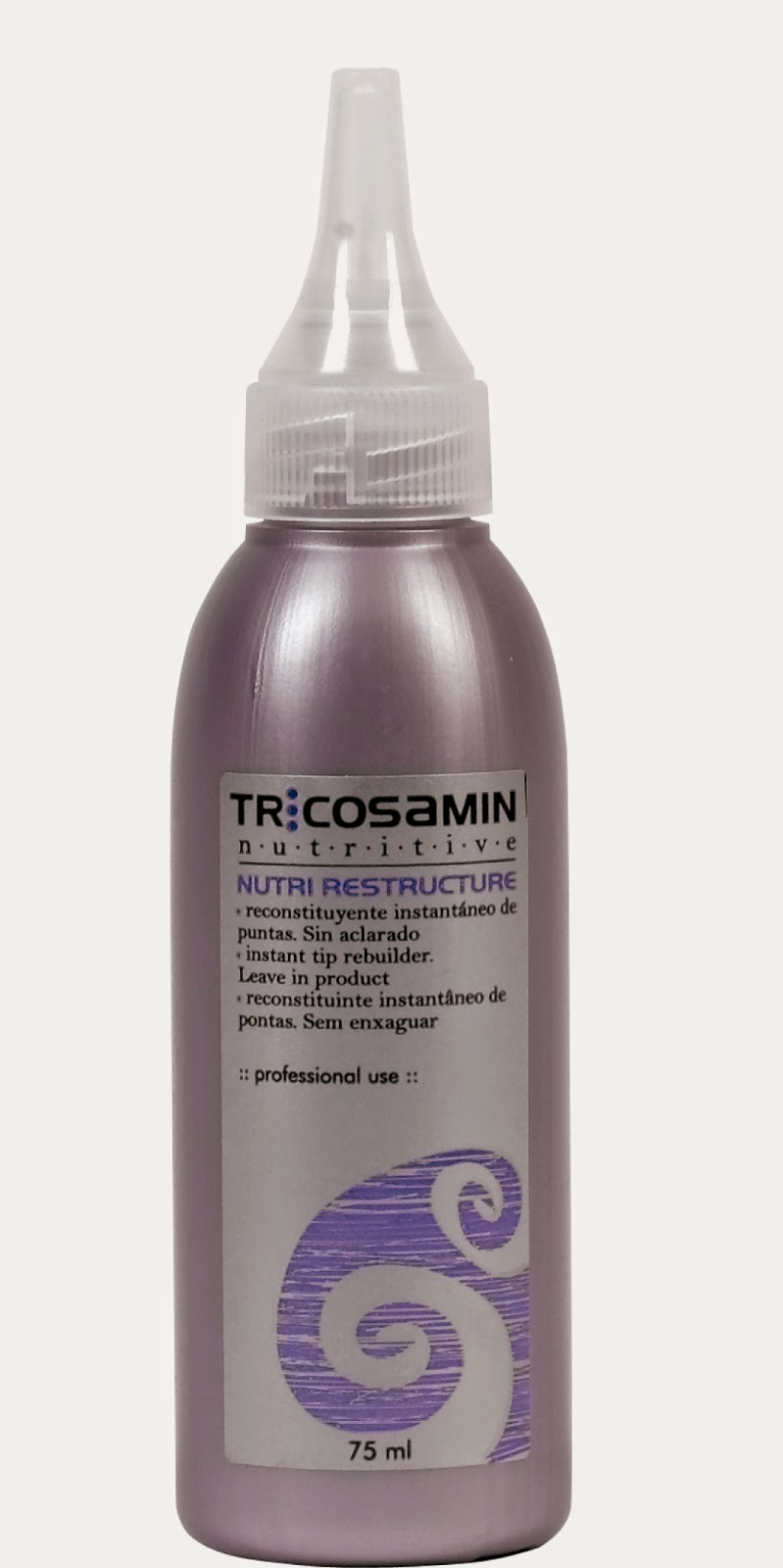 Reconstituyente de puntas Tricosamin