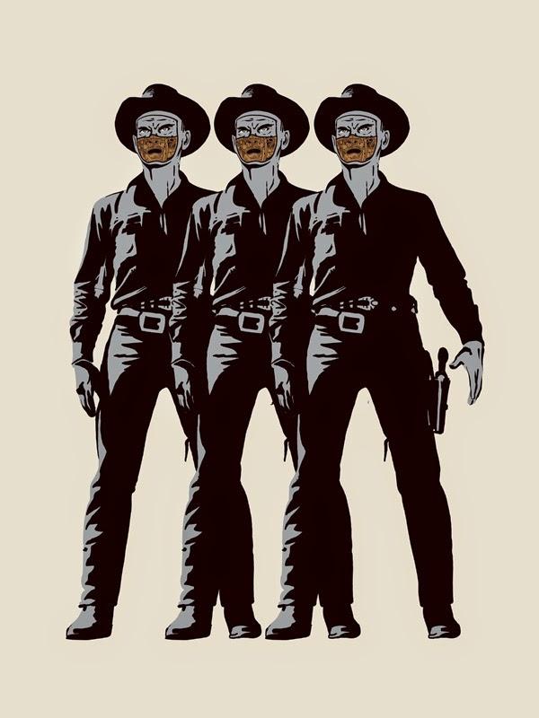 Cowboy Robot Movie i Acted Like a Robotic Cowboy