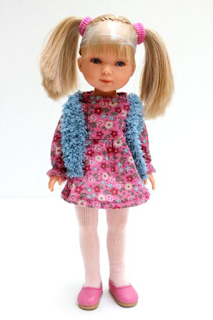 Carlota Doll