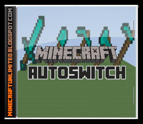 AutoSwitch Mod Minecraft Carátula