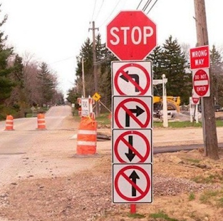 Полный запрет