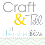 Craft &#038; Tell