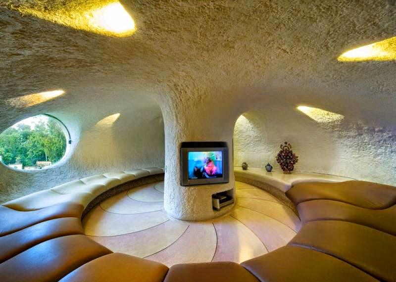 8. TV Room