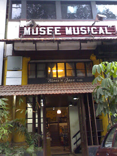 Photograph of Musee Musical, Mount Road, Chennai