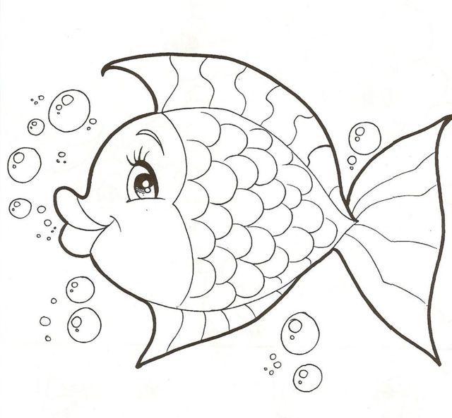 Blog MegaDiverso: Animales marinos para colorear