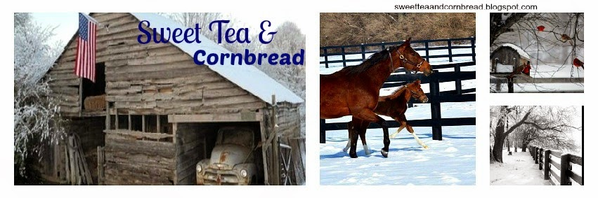 Sweet Tea and Cornbread