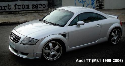 Audi tt quattro 180 bhp 2000 12