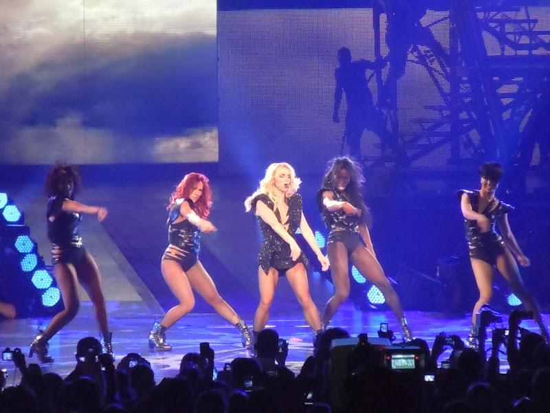 Britney Spears Femme Fatale finale