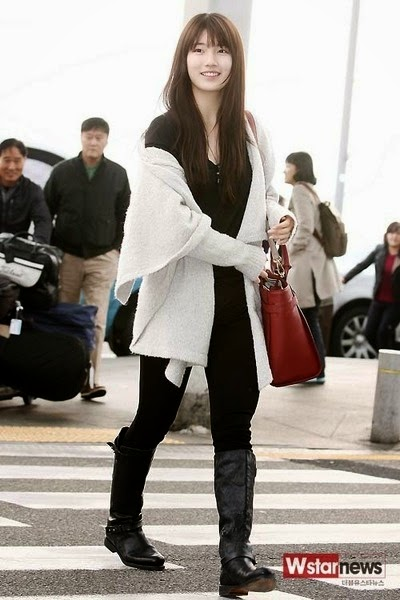 Top 10 Female Idols With Stylish Airport Fashion Part 1