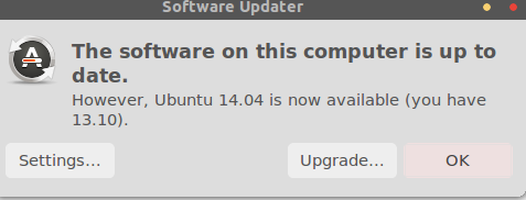 Upgrade Ubuntu 12.10 ke Ubuntu 14.04 Trusty Tahr