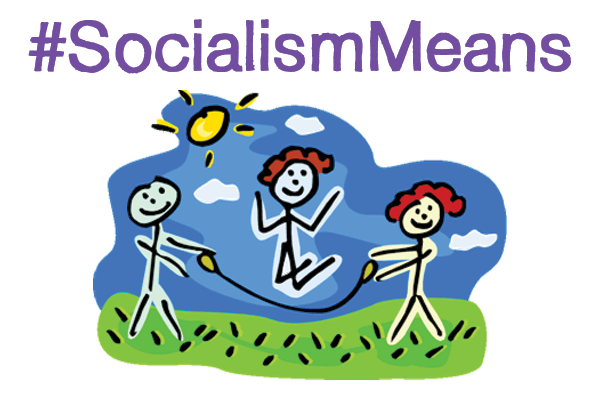 #socialismmeans