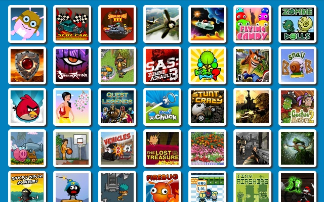 free games on net