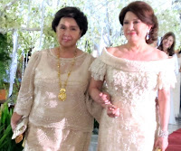Sisters Henya and Margaret (Ms. Susan Roces and Ms. Helen Gamboa)