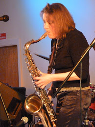 Sax solo: One Step Beyond!