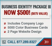 Cutting Edge Design Printing Business Cards