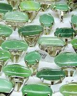 Styles of jade rings