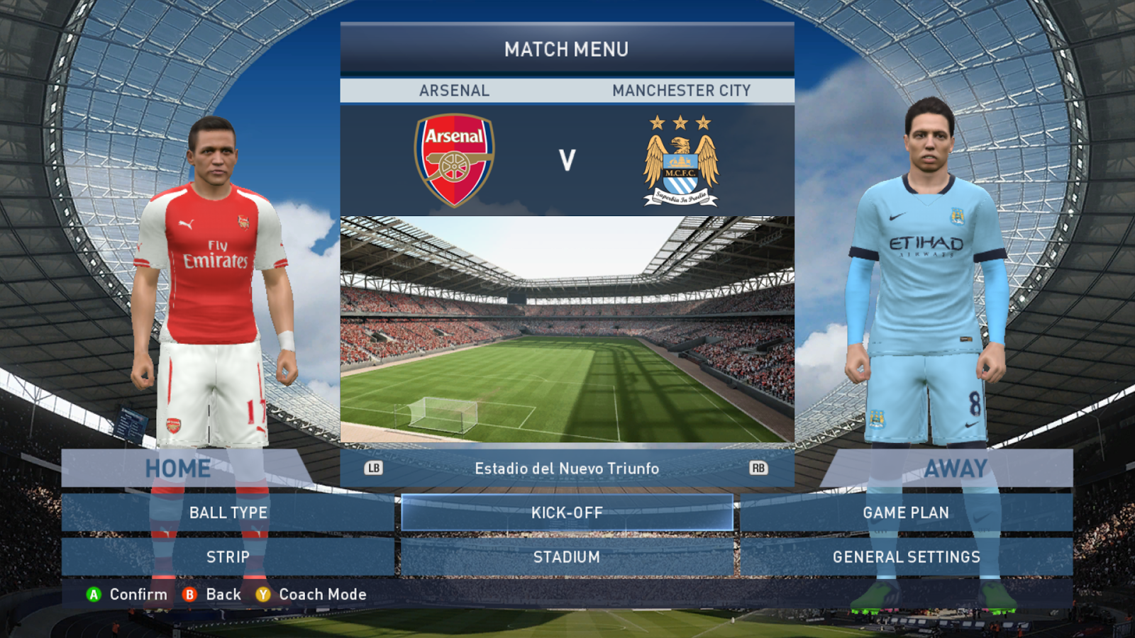 PES 2015 PTE Patch 40 - Hit2k Download Software Free