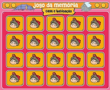 Jogo da memória